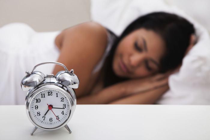 ngủ giảm cân