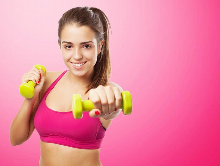 nâng tạ tăng cơ giảm cân
