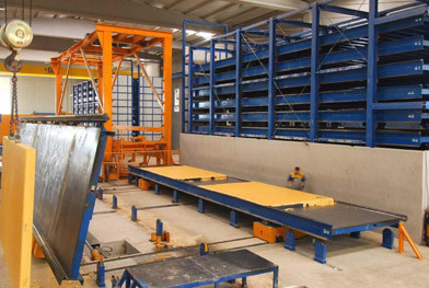 Maquinaria usada instalacion carrusel