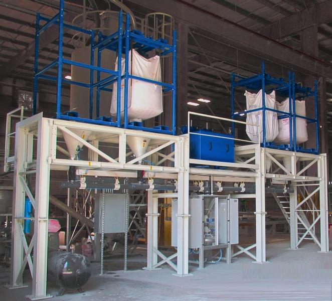 Dosificación de pigmentos granulados tipo COM 70