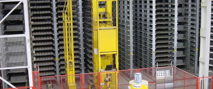 Prensas fijas con circuito - Zenith