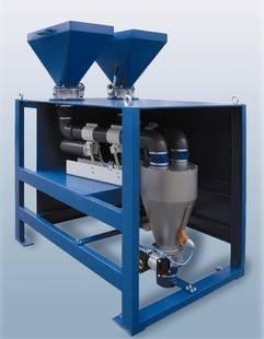 Dosificación de pigmento en  polvo CSR