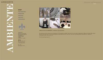 Entwurf für eine Fachgeschäft in Fritzlar