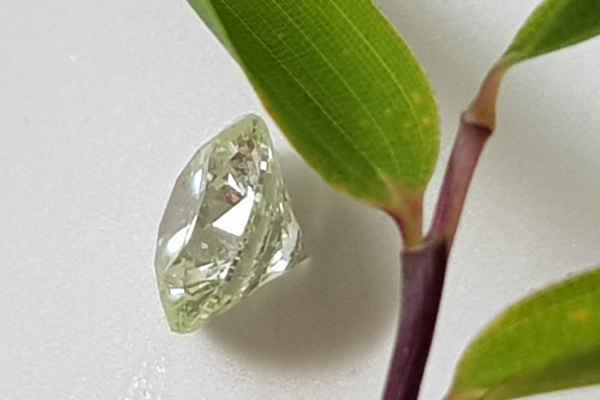 Wissenswertes zu grünen Diamanten