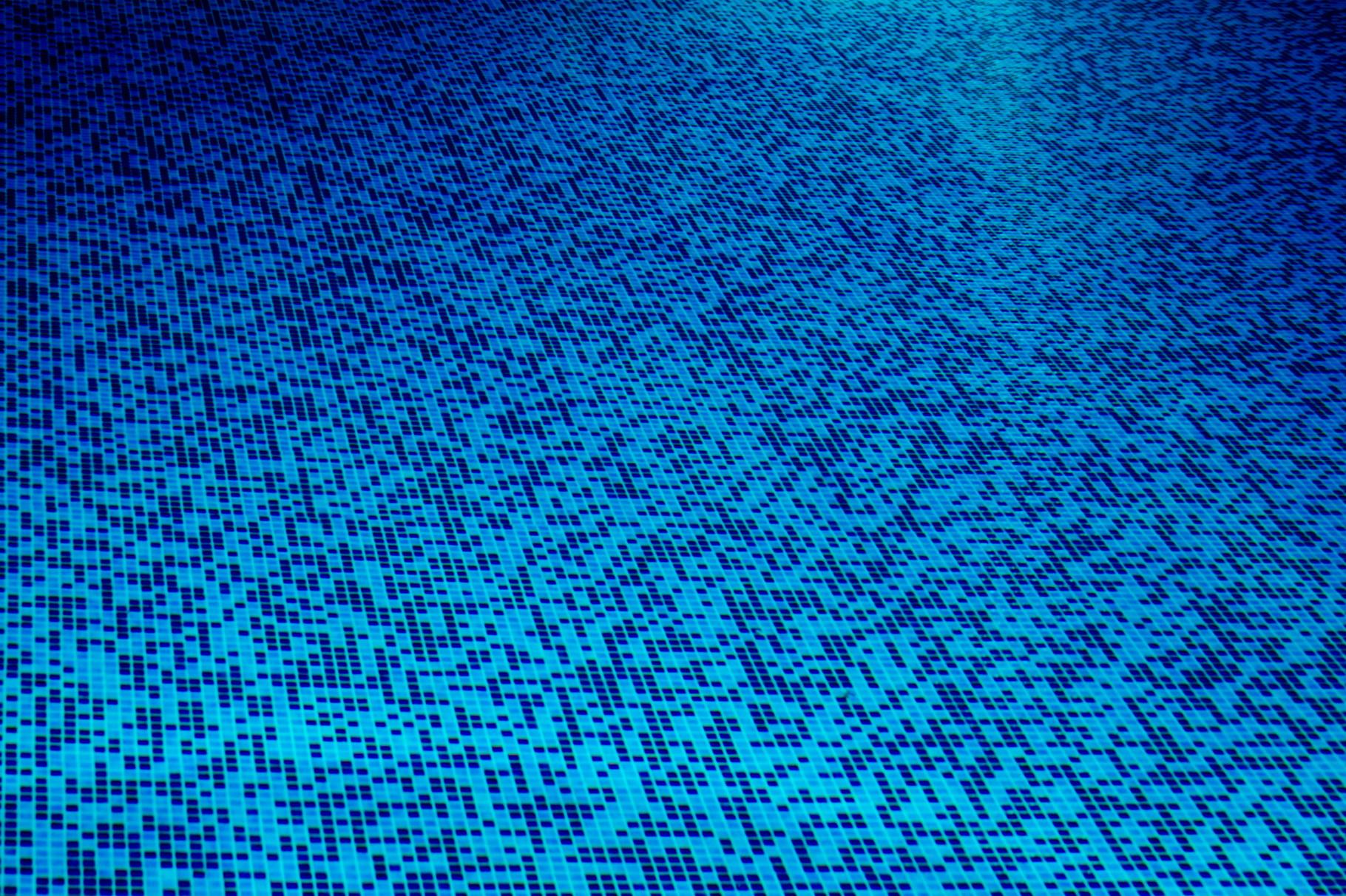 Schwimmbeckenboden auf Teneriffa
