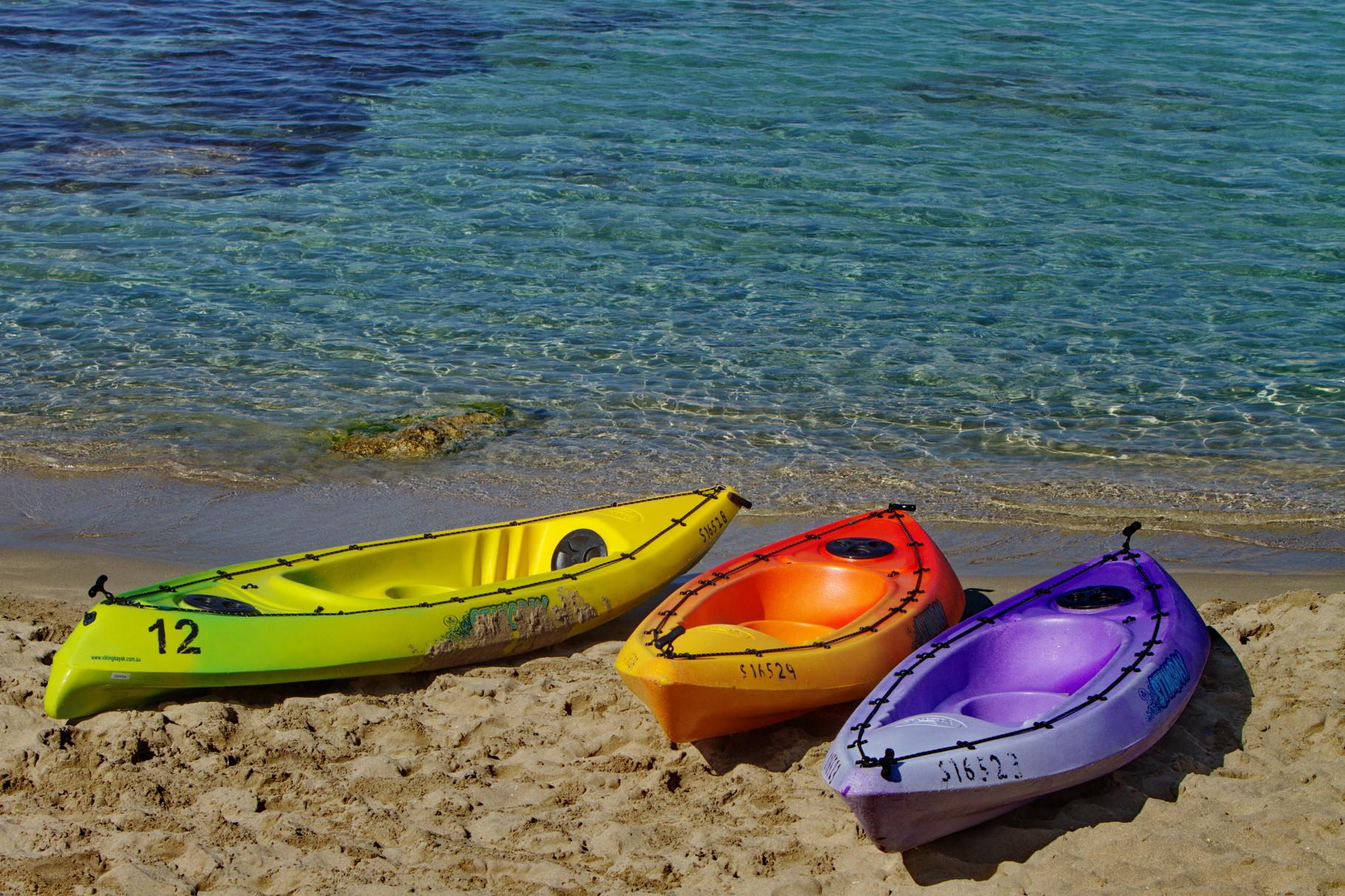 Sonnenbaden auf Malta