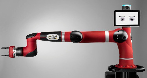 Le robot collaboratif Sawyer Rethink Robotics