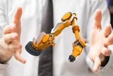 hdpr housse de protection pour robot industriel