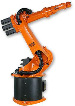 housse de protection robotique hdpr robot kuka kr5 , kr 6 et kr 16