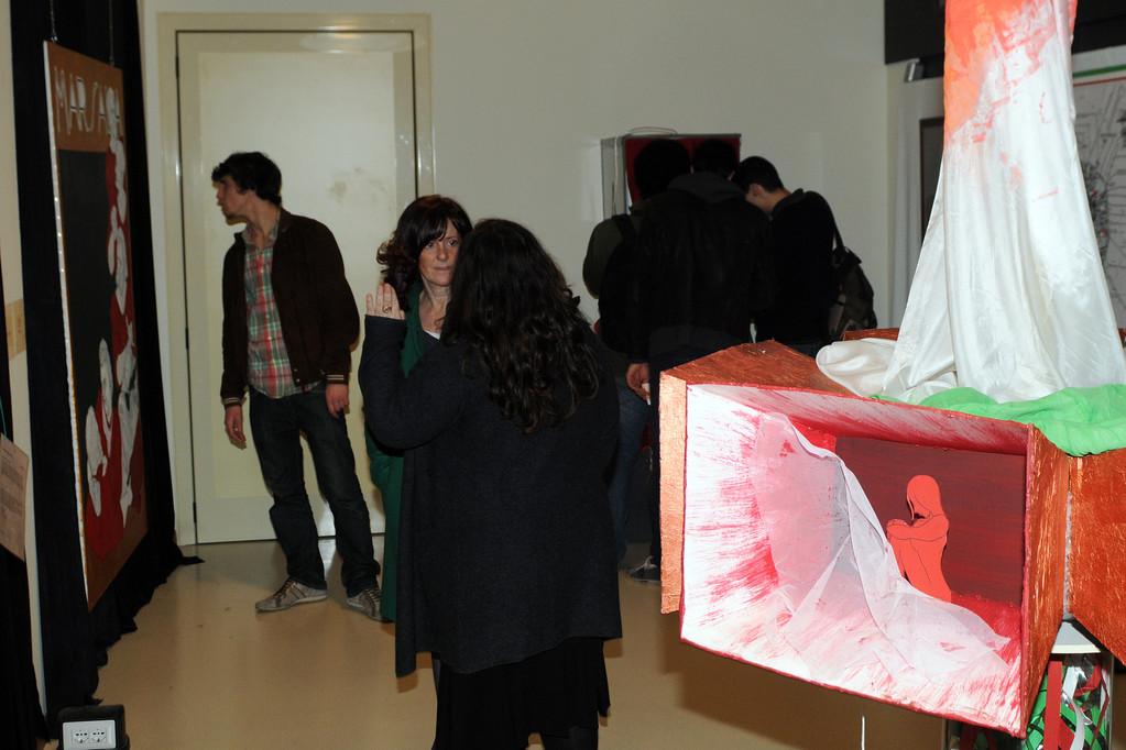 La Mostra Il Pubblico Le Opere