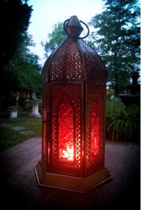 Orientalische Laterne Aladin