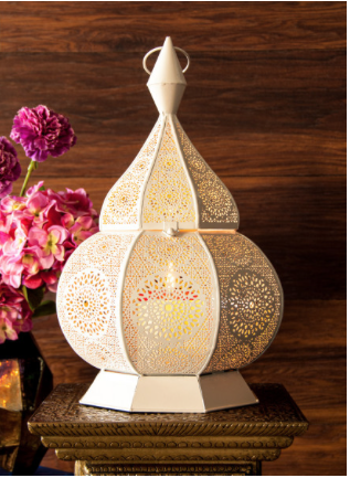 Orientalische Laternen auf Phönixzauber Lampenzauber