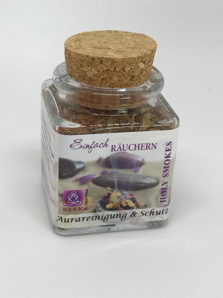 """Aurareiningung & Auraschutz """"Einfach Räuchern"""""""
