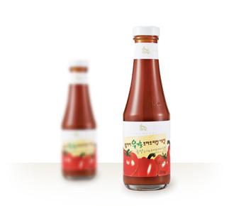 トマトピーマンケチャップ