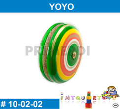 yoyo juguete popular mexicano