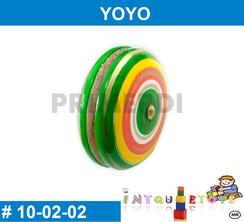 yoyo juguete popular mexicano