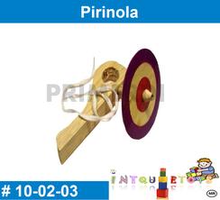 pirinola juguete popular mexicano