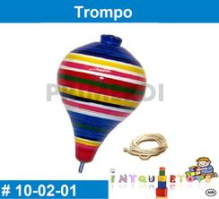 trompo juguete popular mexicano