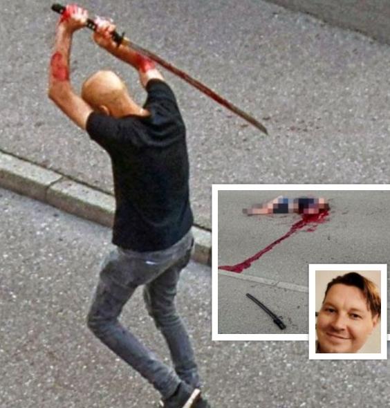 Stuttgart Schwert Mord
