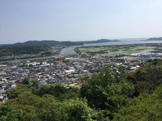 細江公園 展望台