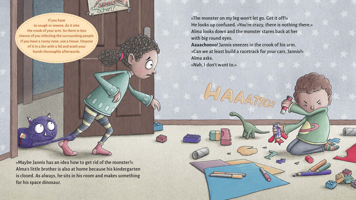 "Page 09 - 10 Alma: ""Help me, Jannis!"""