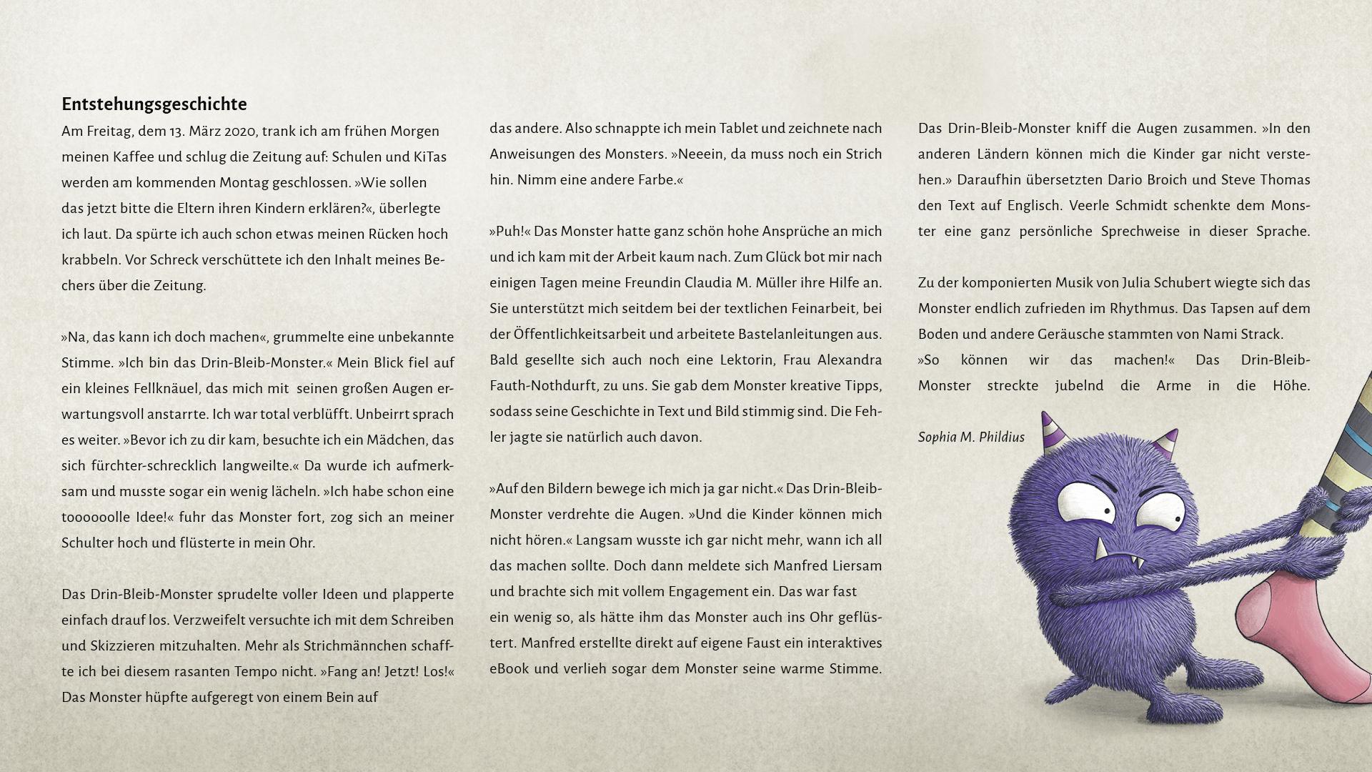 Seite 27 - 28 Entstehungsgeschichte