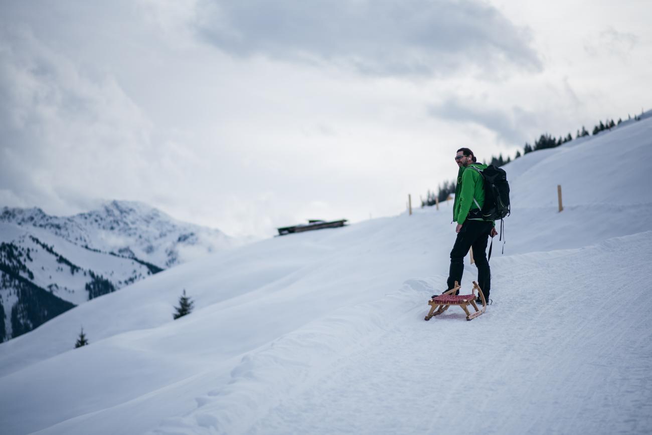 Rodelbahn: Haagalm | Hopfgarten, Tirol