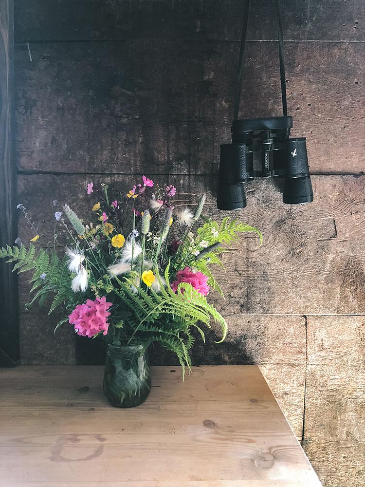 Tiroler Blumenstrauß