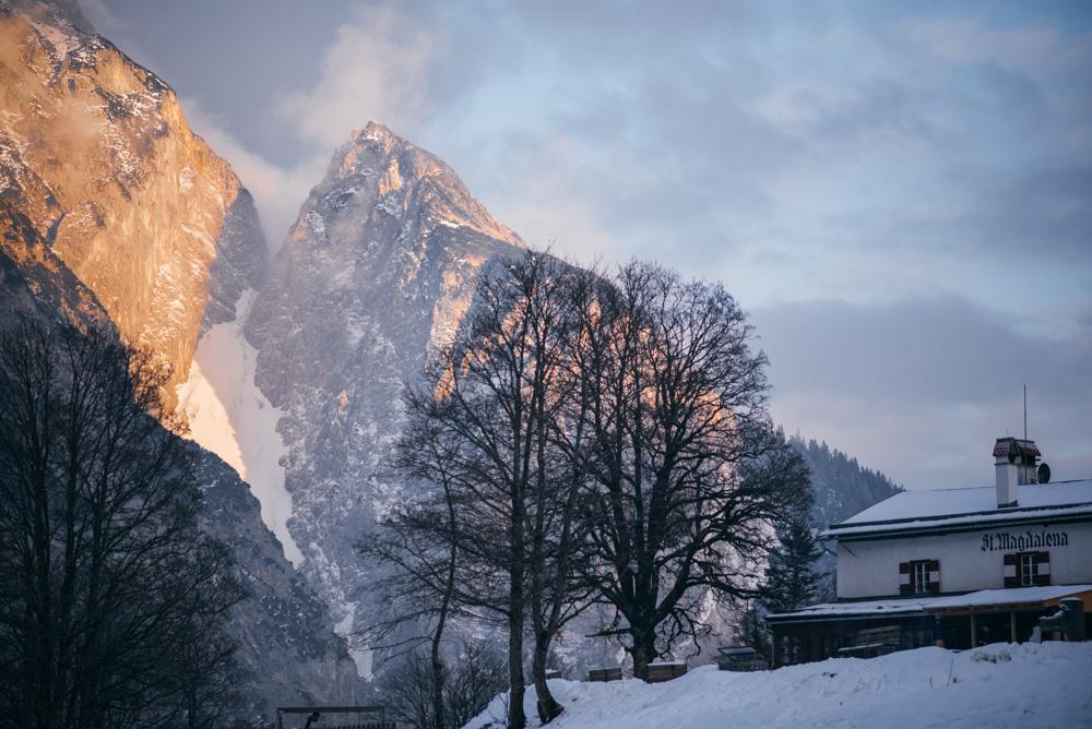 Rodelbahn: St.Magdalena | Halltal, Tirol