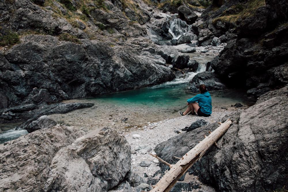 Rundwanderung Vomperberg - wildromantische Schluchtenwanderung