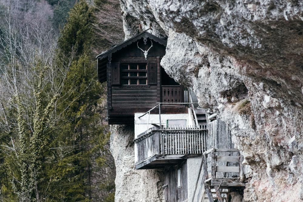 Mühlauer Klamm - Innsbruck | mystische Schluchtenwanderung zur Arzler Alm