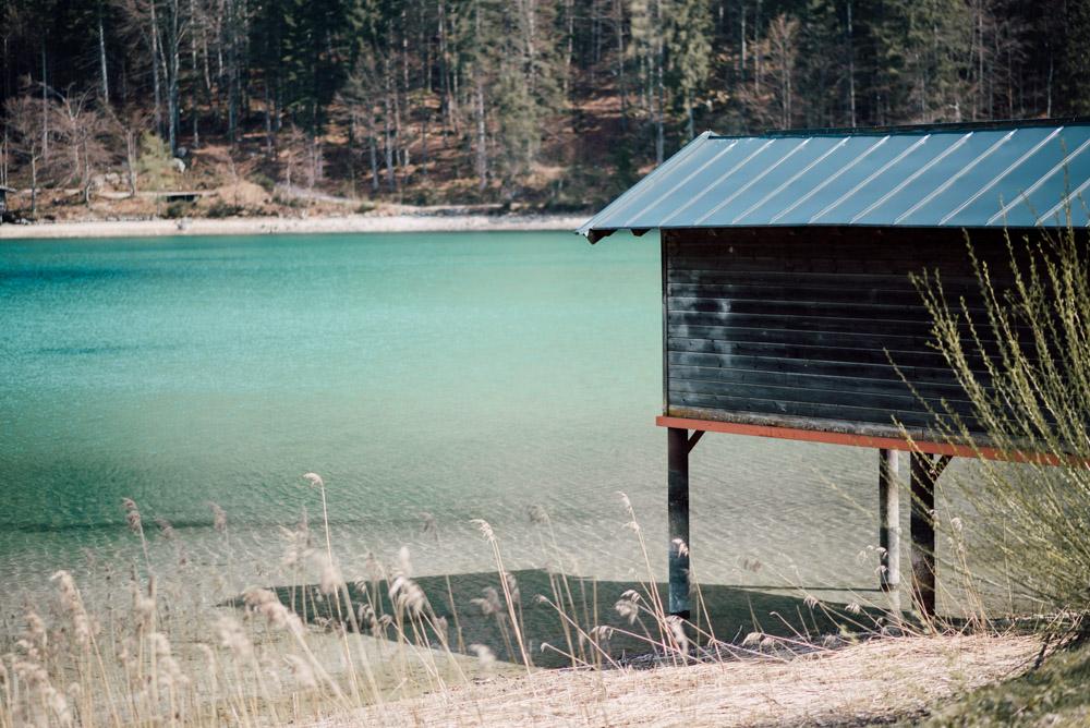 über die STEINERNE STIEGE zum Hintersteiner See | Wilder Kaiser