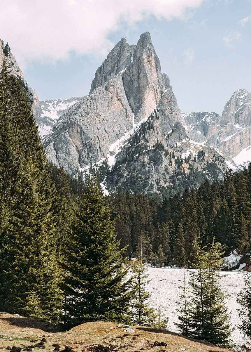 Tschamintal, Rosengarten, Südtirol