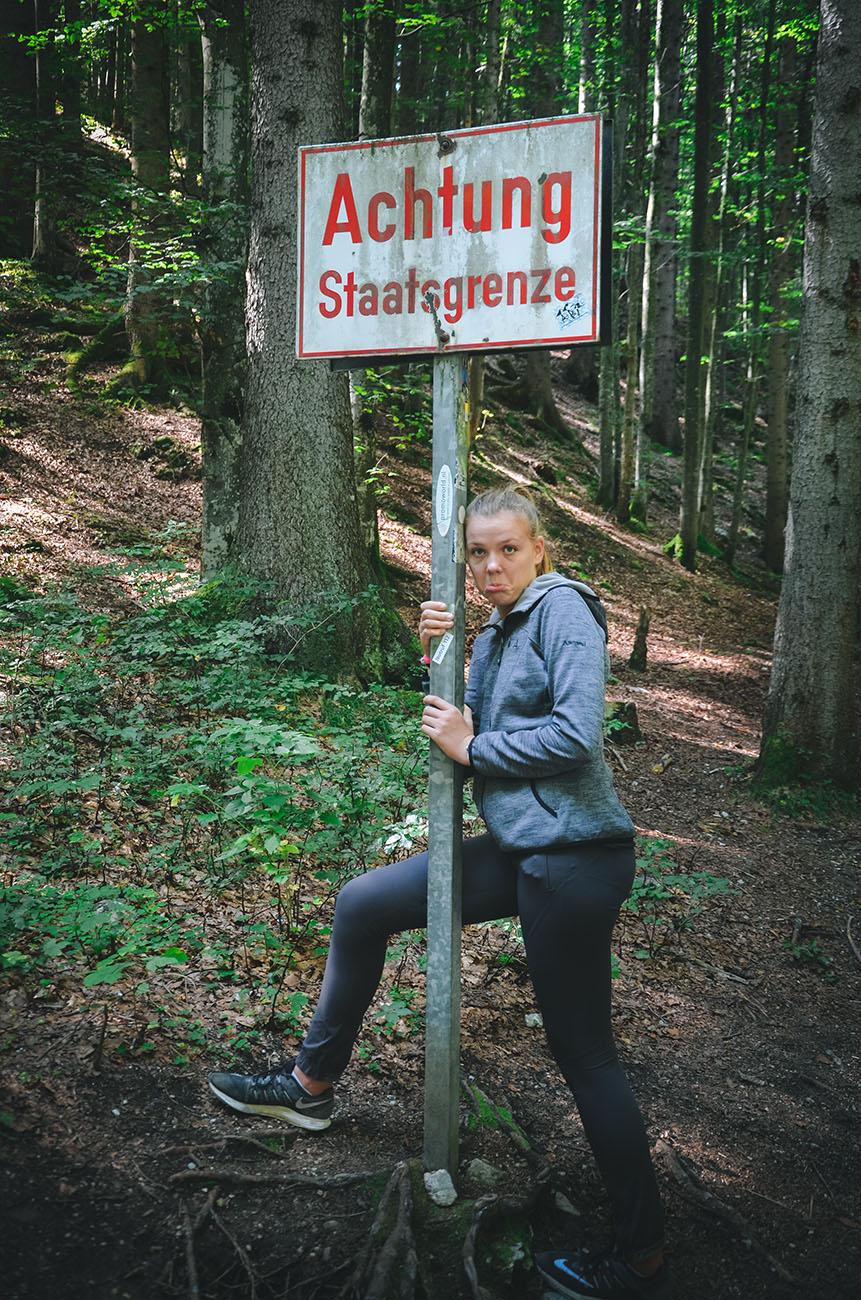 Leutascher Geisterklamm - Koboldweg