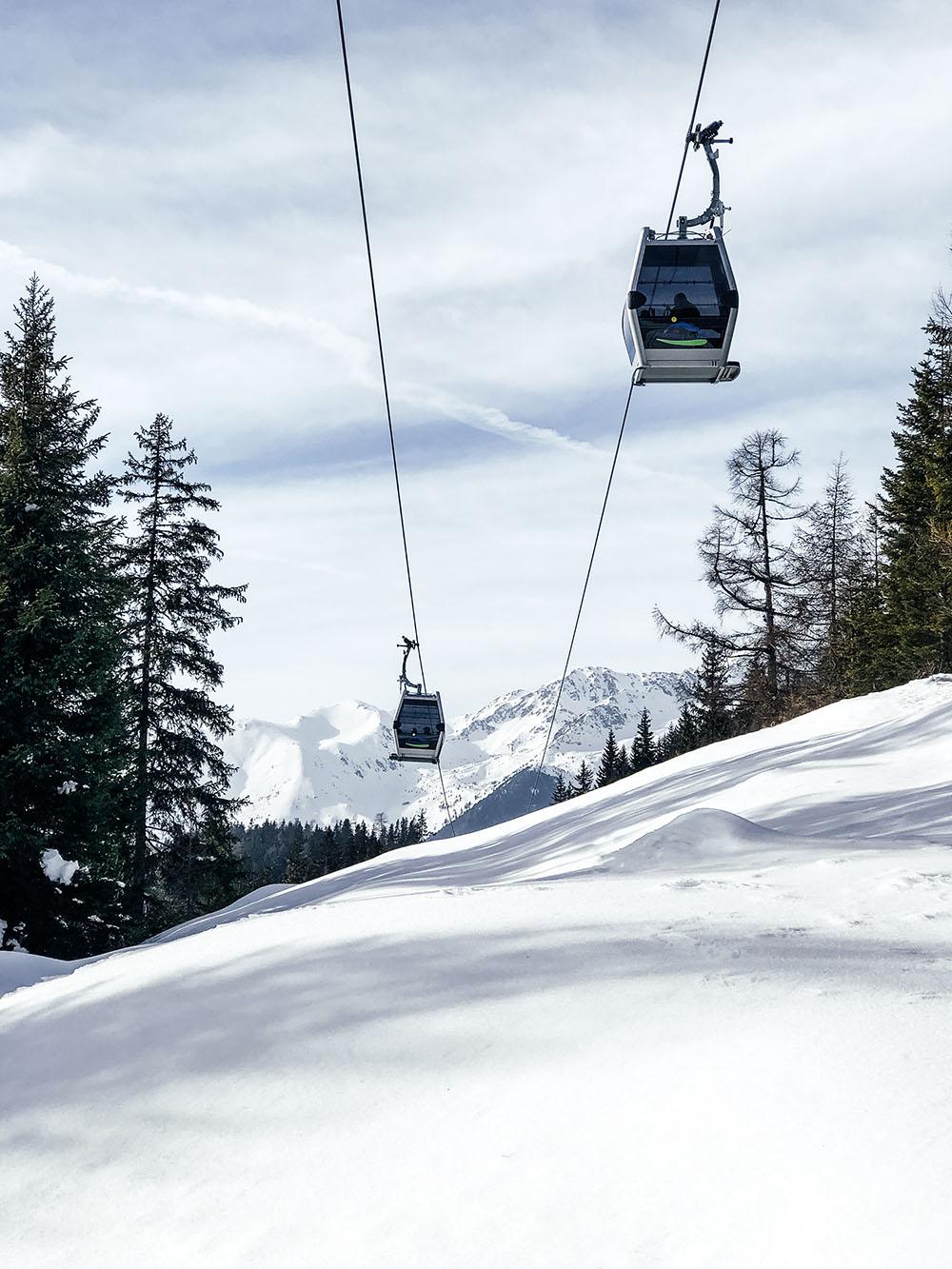 Skifahren in der Region Gitschberg-Jochtal, Südtirol - Meransen (Pustertal)