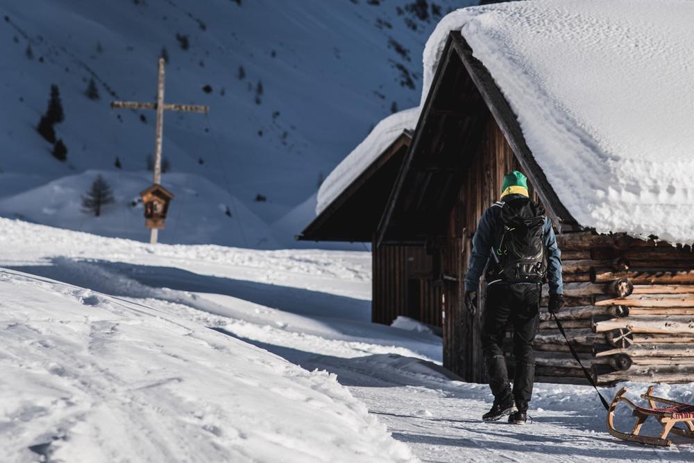 Rodelbahn: Schweinfurter Hütte | Ötztal, Tirol