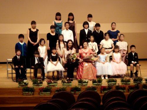 スプリングコンサート(発表会)