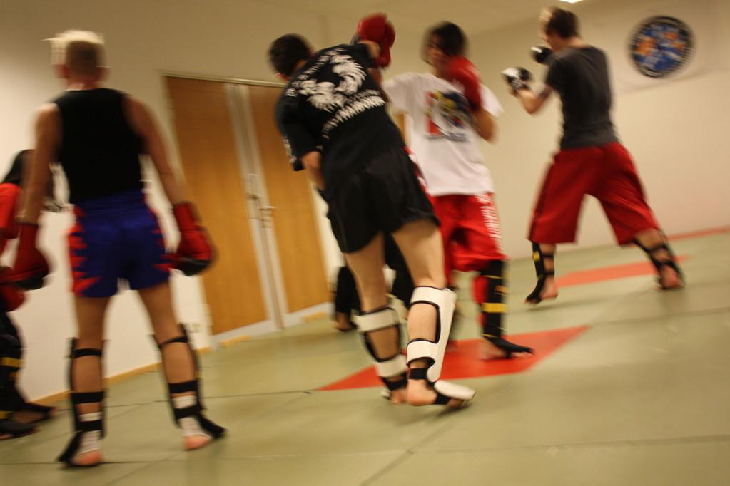 Kick-Thaiboxen, Sportschule Jan Springer