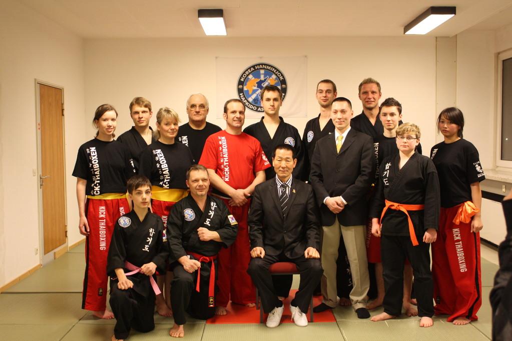 Prüfung 04.März 2011 Taekwondo - Tiger Kid´s Hapkido - Kulsool Hapkido - Kick-Thaiboxen - Sportschule Jan Springer