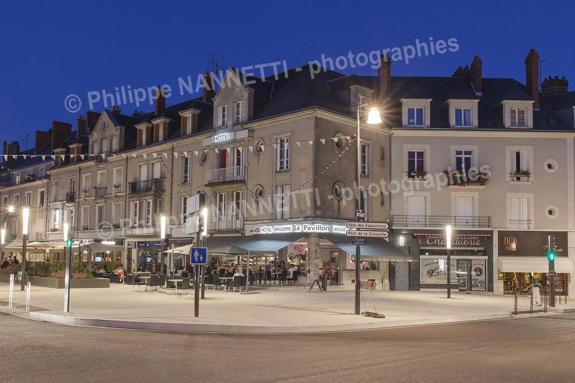 Hôtel Le Pavillon - Blois