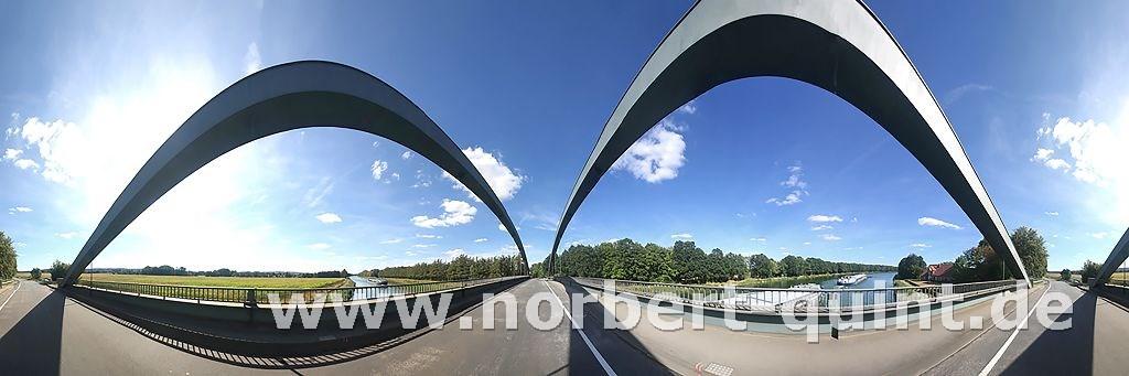Schwagstorf - Kanalbrücke