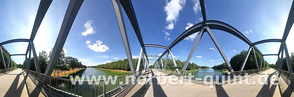 Venne - Kanalbrück