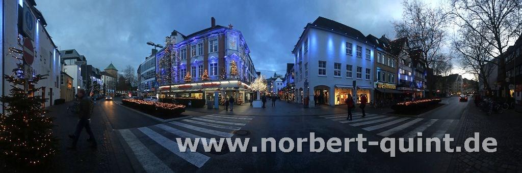 Osnabrück - Weihnachtsleuchten  3