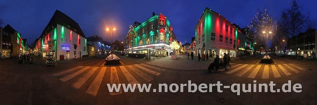Osnabrück - Weihnachtsleuchten  9