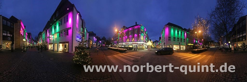 Osnabrück - Weihnachtsleuchten 10