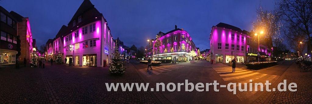 Osnabrück - Weihnachtsleuchten  8