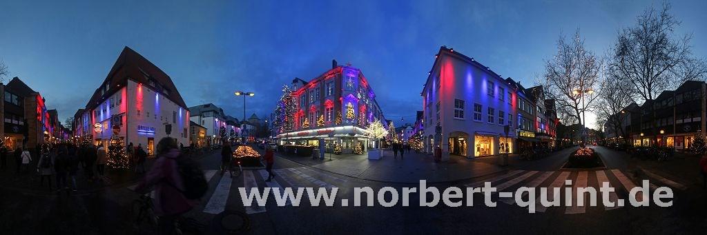 Osnabrück - Weihnachtsleuchten  7