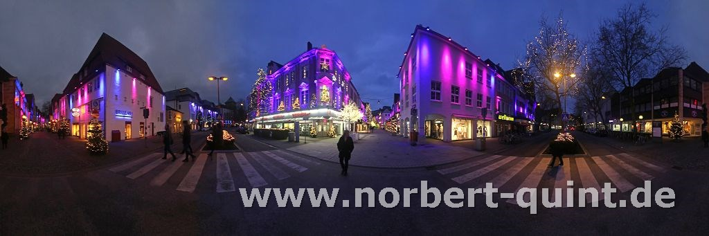 Osnabrück - Weihnachtsleuchten  6