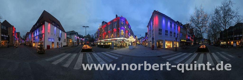 Osnabrück - Weihnachtsleuchten  4