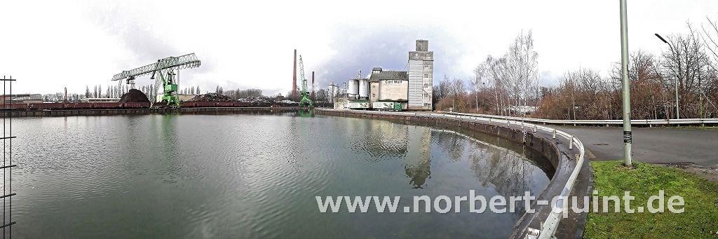 Osnabrück - Hafen